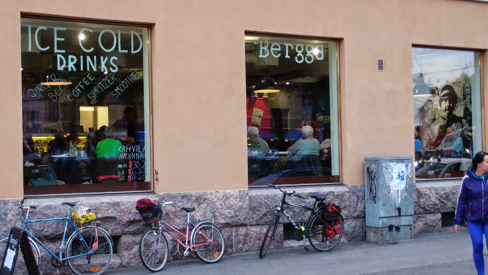 Kahvila Bergga