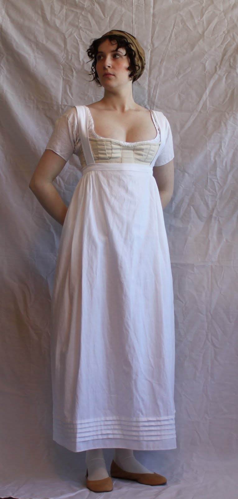 Diary of a Mantua Maker: Below the Gown