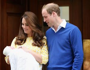 #RoyalBabyGirl