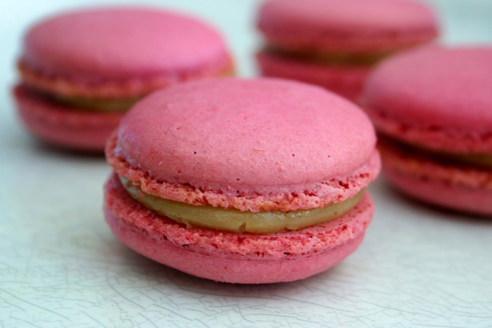 black tie and flip flops: Peanut Butter and Jelly Macarons at ...