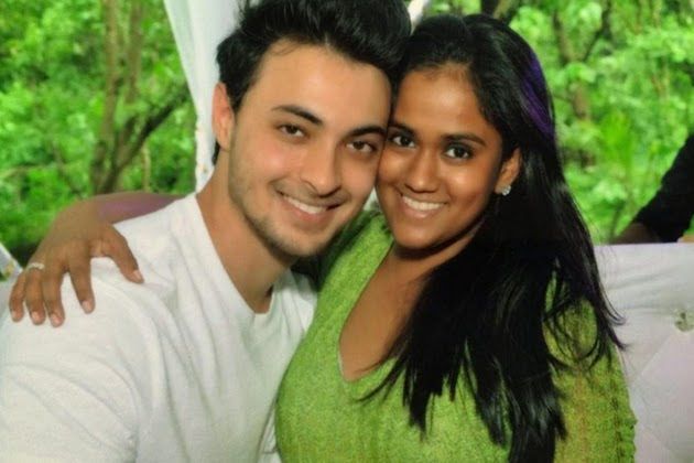 Arpita Khan Sharma and Aayush Sharma are set to bring in their first Valentine's Day in Maldives