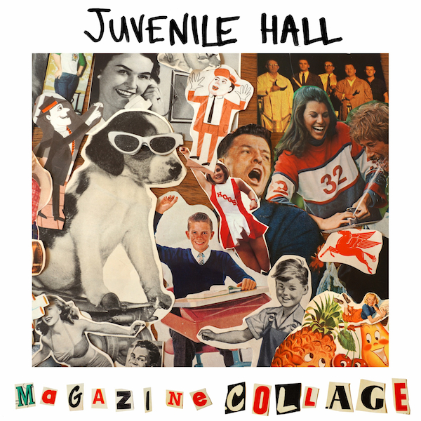 JUVENILE HALL Magazine Collage - Dental Records