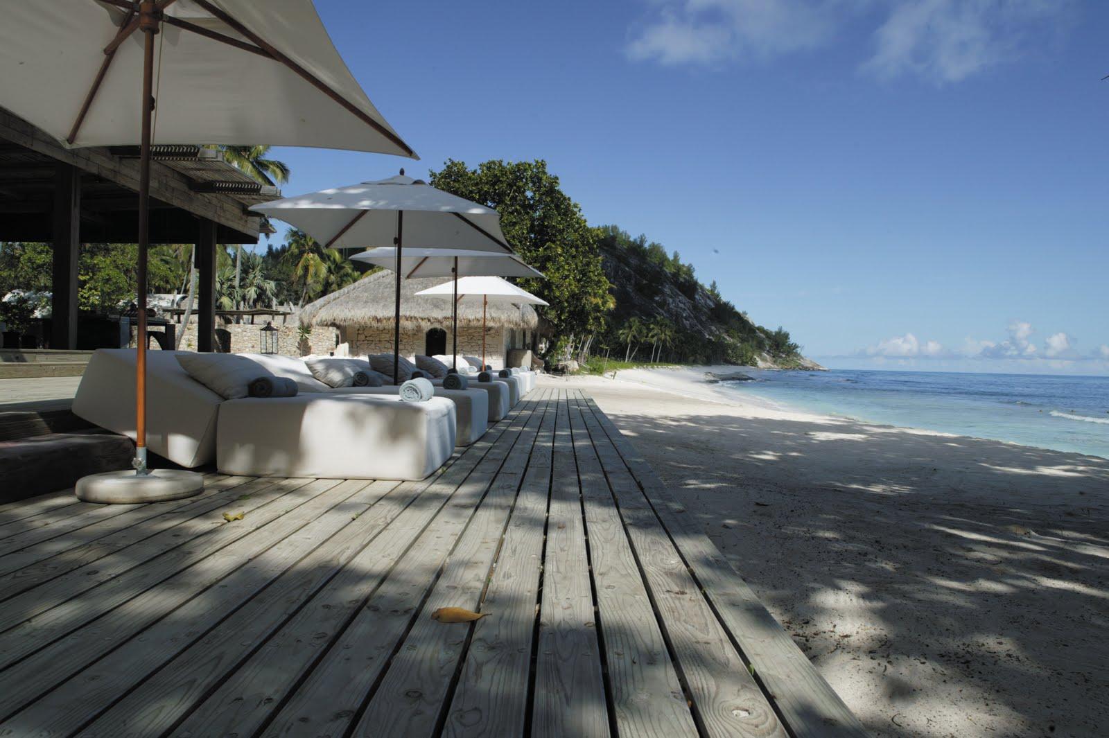 north island seychelles cool hotels. Black Bedroom Furniture Sets. Home Design Ideas
