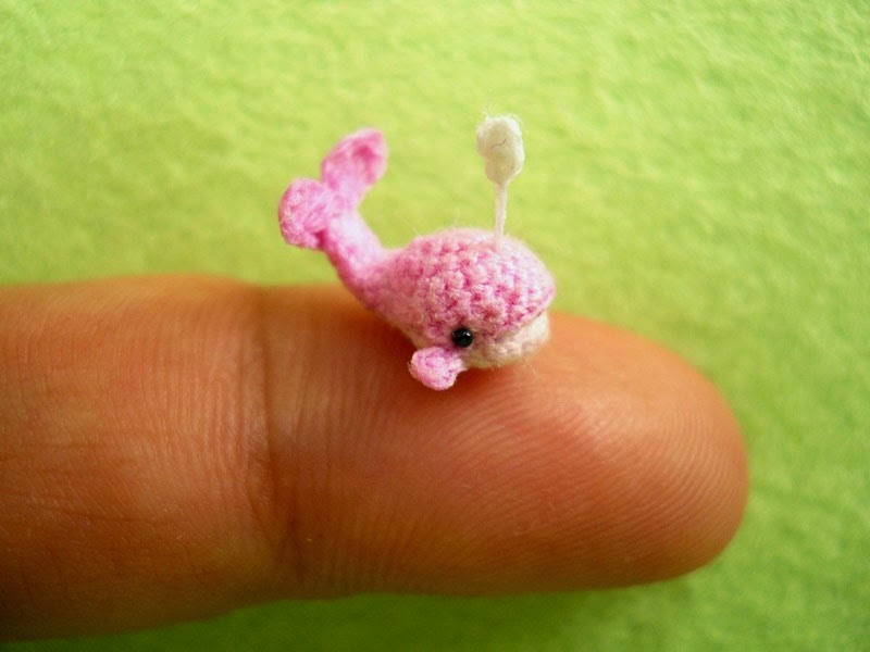 adorable tiny miniature crochet animals su ami-3