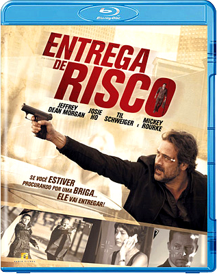 Filme Poster Entrega de Risco BDRip XviD Dual Audio & RMVB Dublado