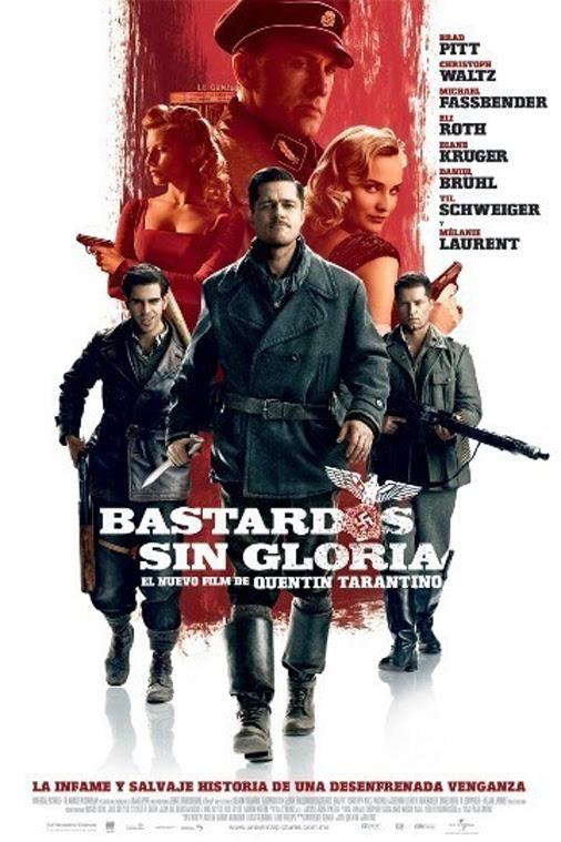 Descarga Bastardos Sin Gloria 720p Audio Dual (2009) 1 link Audio Latino