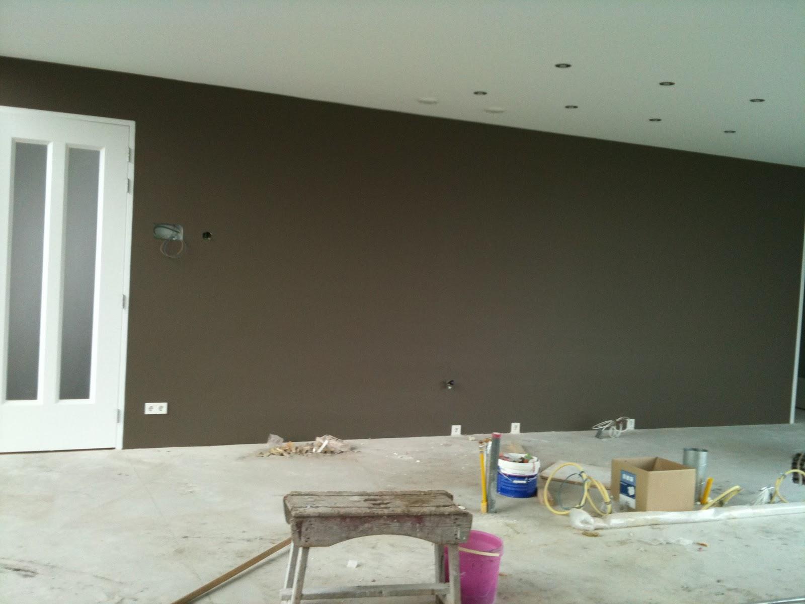 Kleur woonkamer muur ~ artikill.com