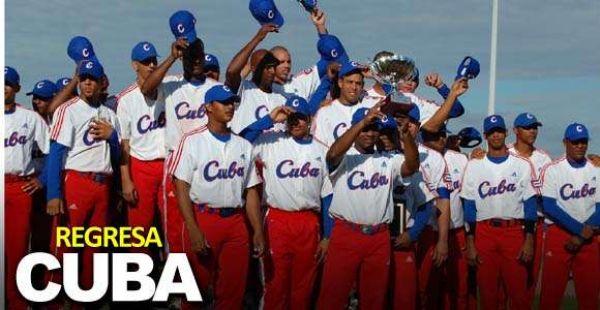 BEISBOL: Cuba anuncia equipo para la Serie del Caribe