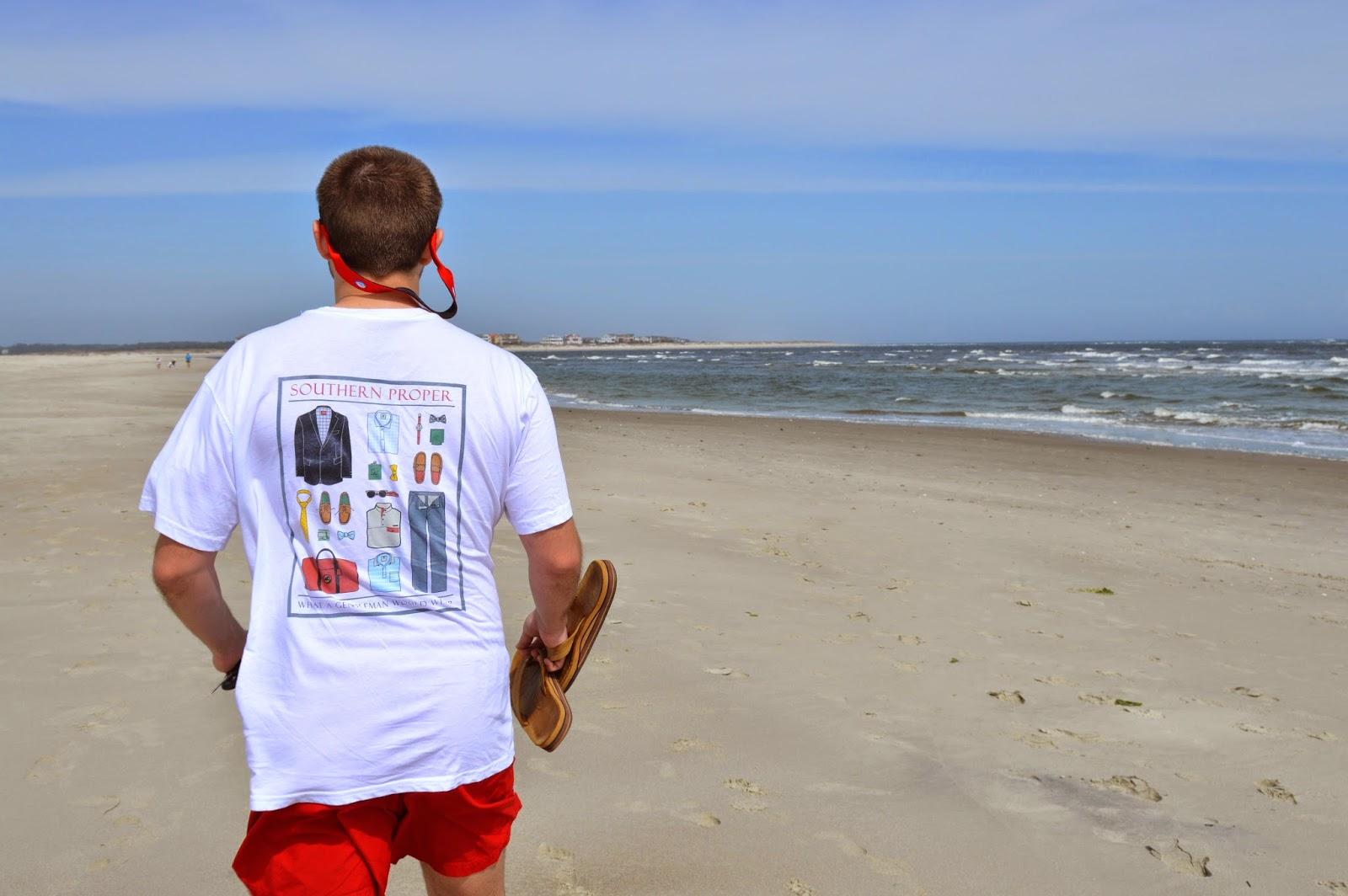 Southern Proper, Vineyard Vines, Ocean Isle Beach, beach, North Carolina, North Carolina beaches