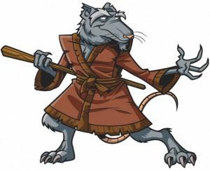 Bento rats sak and sushi recommend comics - Le rat des tortue ninja ...