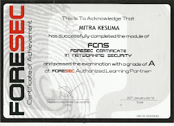 FORESEC (Manajemen Keamanan Informasi)