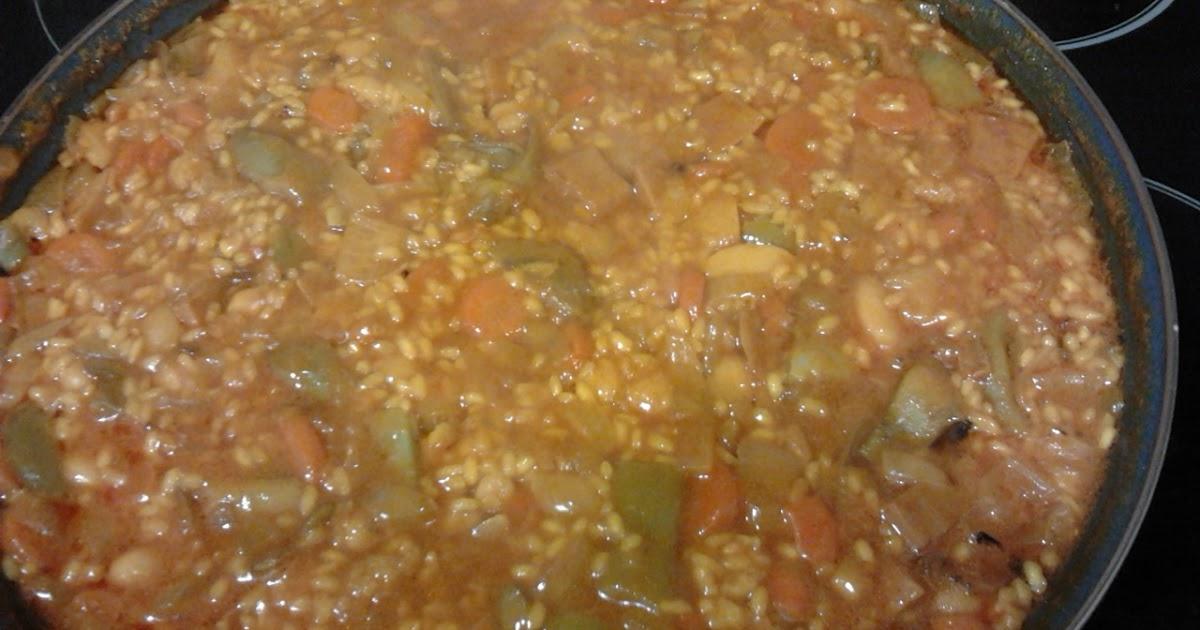 Las recetas de la mam receta de arroz con verduras - Arroz con verduras light ...