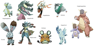 Pokemon XY: Mega Evolution