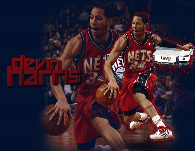 Devin Harris Wallpaper | Basketball Wallpapers at BasketWallpapers.com