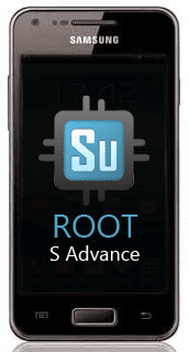 s advance root