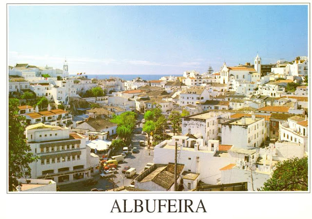 ALBUFERIA - PORTUGAL