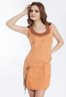 Rochie Valoro Orange