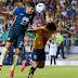 América goleó 3-0 a Morelia en 5 minutos