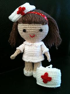 NURSES HAT PATTERN   Free Crochet Patterns & Projects