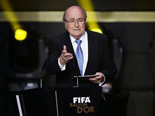 Blatter juntou presidentes das federações de Israel e Palestina