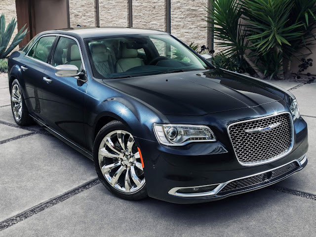 novo Chrysler 300 2015