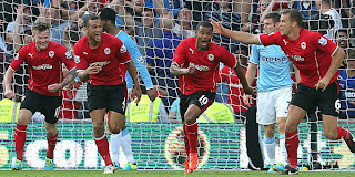 Video Gol Cardiff City vs Manchester City 25 Agustus 2013