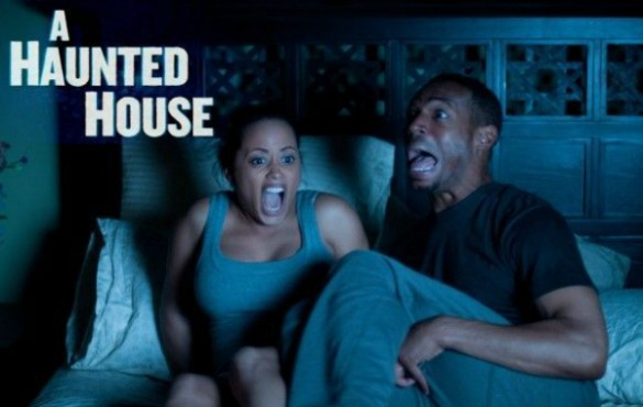 Watch a haunted house online