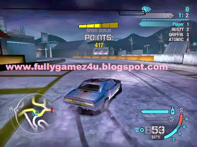 Download Free Need For Speed Carbon Game  For PC