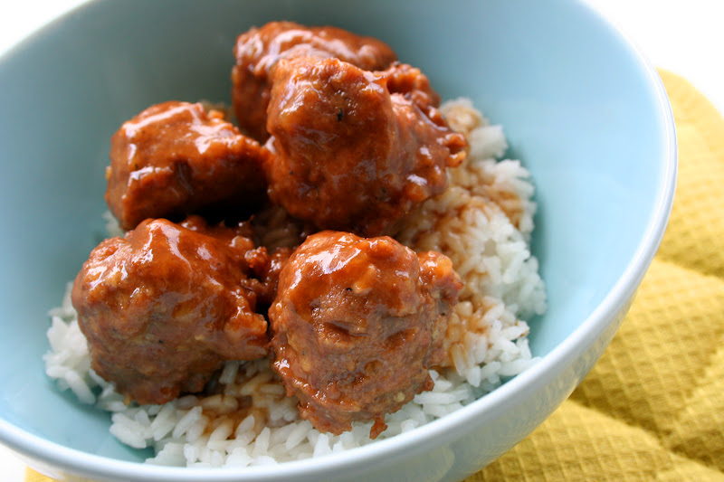 For the Love of Food: Sweet and Sour Meatballs