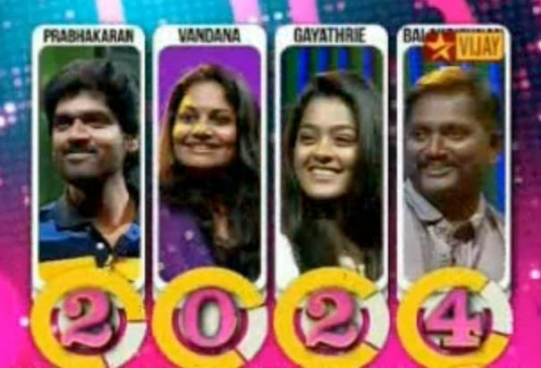 Naduvula Konjam Disturb Pannuvom – Episode 18 – Vijay Tv  Game Show  09-03-2014