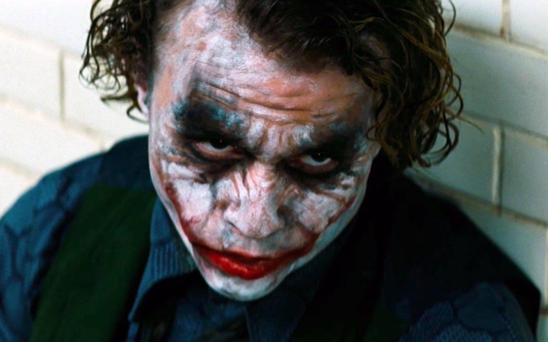 Heath Joker Ledger Dark Knight
