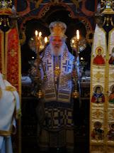 Ο ΜΑΚΑΡΙΣΤΟΣ ΜΗΤΡΟΠΟΛΙΤΗΣ ΘΕΣΣΑΛΙΩΤΙΔΟΣ κ.κ.ΚΥΡΙΛΛΟΣ Ο Β΄(2005 -2015)