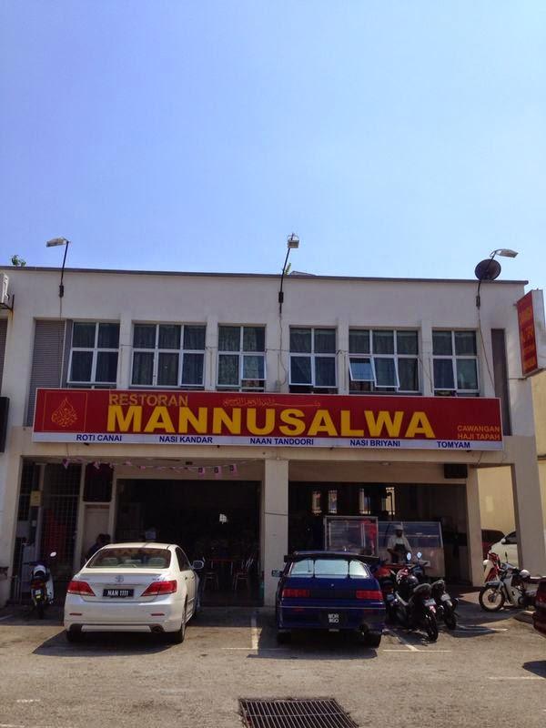 Mannusalwa