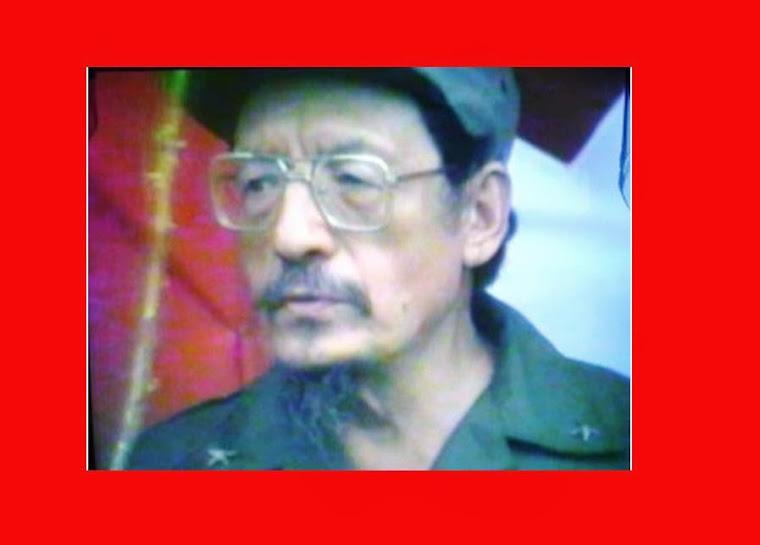Salvador Cayetano Carpio El Comandante Marcial Mision Cumplida ROM PAV !