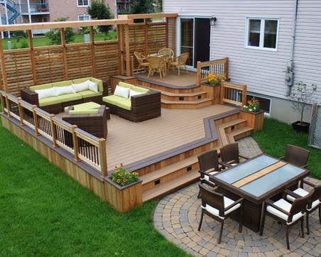 Comfortable Patio Design Inspiration For Home Backyard