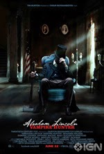 Abraham Lincoln Vampire Hunter 2012