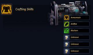 Crafting - SWTOR Crew Skills