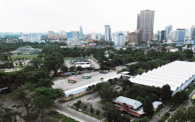 10 GAMBAR Tun Razak Exchange TRX DULU DAN KINI Ini Bakal MENGGEMBIRAKAN Penyokong BN