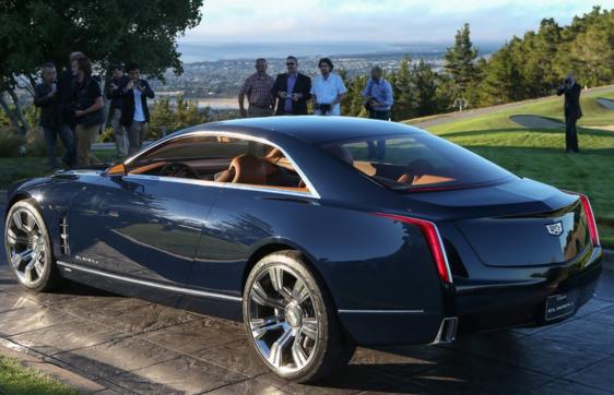 2017 Cadillac Elmiraj