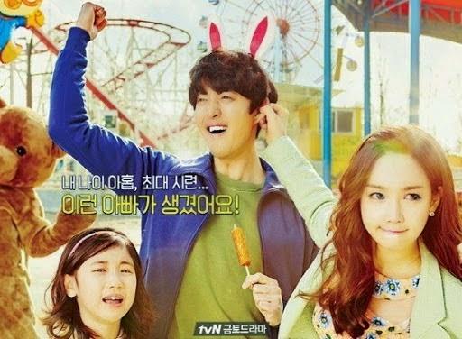 Phim Người Cha Tuyệt Vời-Super Daddy Yeol