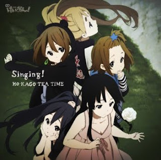 K-ON! Movie ED Single - Singing!