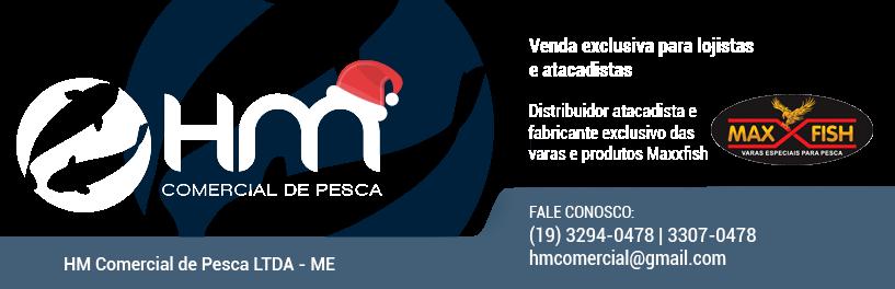 HM Comercial de Pesca LTDA - ME -Atacadista