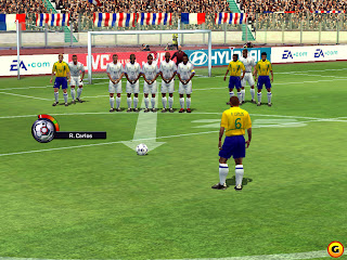 Free Download FIFA 2003 Free Kick