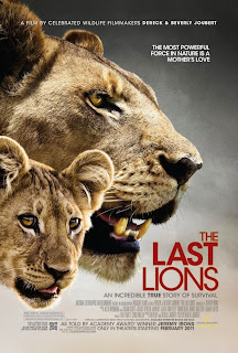 Watch The Last Lions (2011) movie free online
