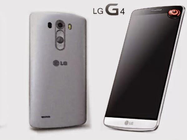 LG G4 nouveau smartphone