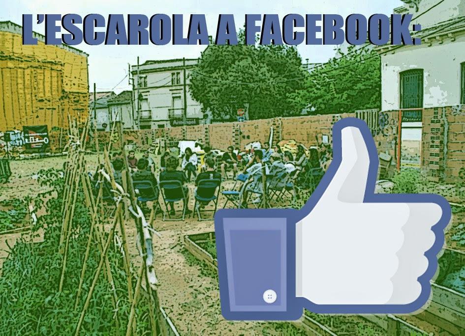 L'Escarola a Facebook