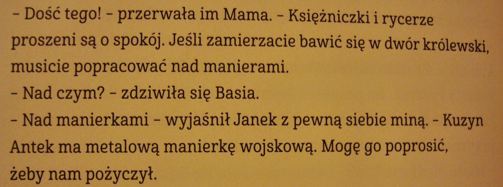 Basia i urodziny w muzeum, Stanecka, recenzja, Egmont, Muzeum Narodowe