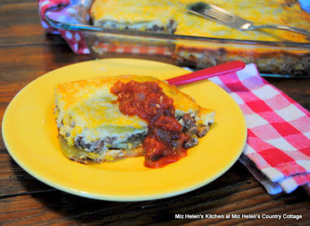 Chilli Relleno Bake