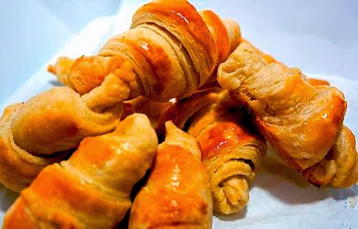 Homemade Croissants Recipe