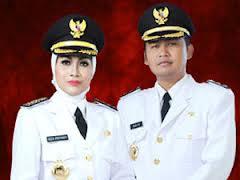 Bupati dan wakil Bupati Kabupaten Brebes Jawa Tengah